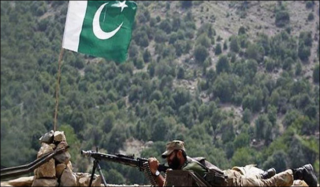 Pakistan responds befittingly to Indian unprovoked firing along LoC