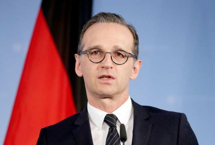 German Foreign Minister arrives in Pakistan