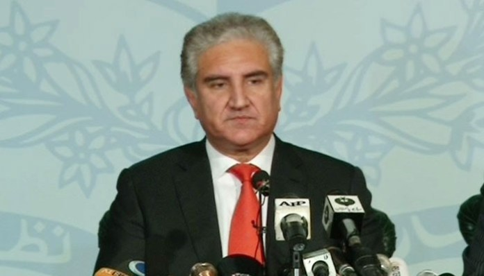 UN rights chief's statement over Kashmir 'very encouraging': FM Qureshi