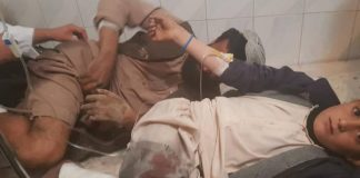 12 civilians injured in explosion in Helmand province