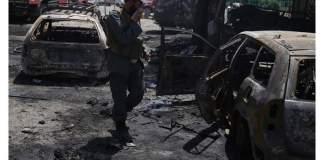 Twin blasts kill three, injures 20 in Afghanistan's Jalalabad