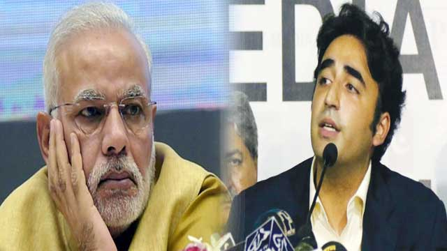 Bilawal taunts Modi over false claims of shooting Pakistani F-16