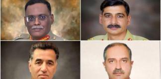 Four major generals promoted to lieutenant general: ISPR