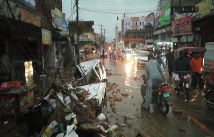 21 die as rains, gusty winds wreak havoc across country