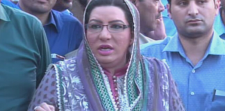 Elections after completion of govt's five-year tenure: Firdous Ashiq Awan