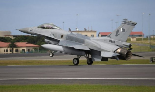 US declines to share details of Pakistan's F-16s with India