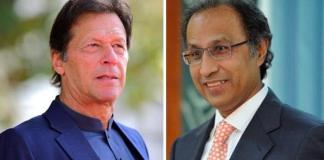 PM Imran, finance adviser Hafeez Sheikh discuss country's economy