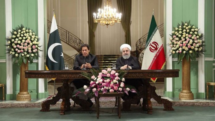 Pakistan, Iran reiterate importance of deepening,reinforcing bilateral ties