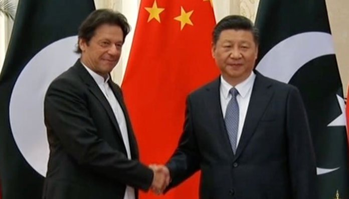 PM Imran's visit reaffirmed strategic partnership with China: FO