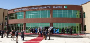 Pakistan hands over Muhammad Ali Jinnah Hospital in Kabul to Afghan authorities