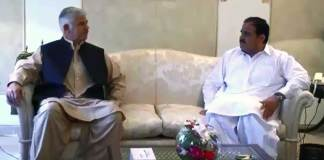 KP, Punjab Chief Ministers discuss matters of mutual interest