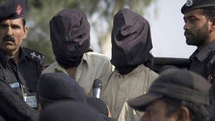 Police arrest five suspected Daesh terrorists in Karachi