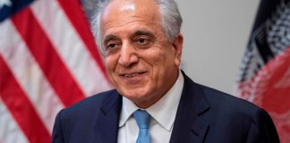 US Afghan peace envoy Khalilzad to reach Islamabad today