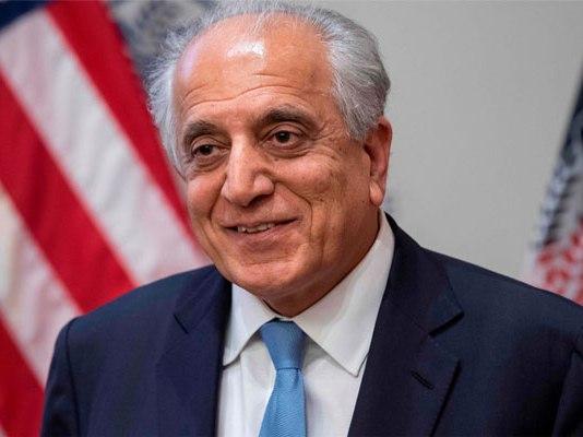 US envoy Zalmay Khalilzad optimistic about Afghan peace talks