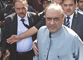 NAB to move SC against Zardari's bail in money laundering case
