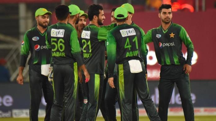 Pakistan on top of ICC's 80-team T20I rankings
