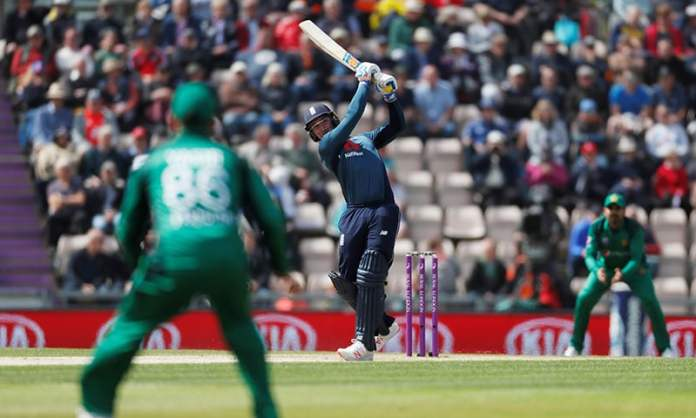 Pakistan fall 12 runs short of securing memorable win over England