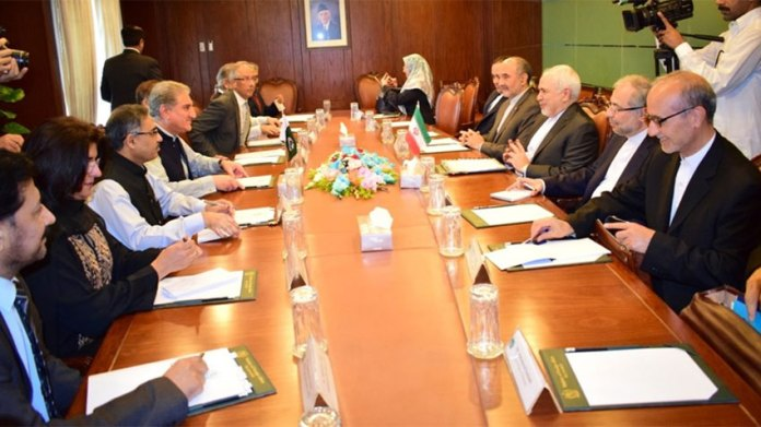 Pakistan, Iran discuss bilateral relations and border security issues