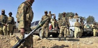 Soldier martyred in terrorists attack on check post in North Waziristan