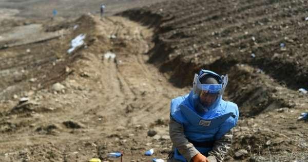 Landmine explosion kills seven children in Afghanistan