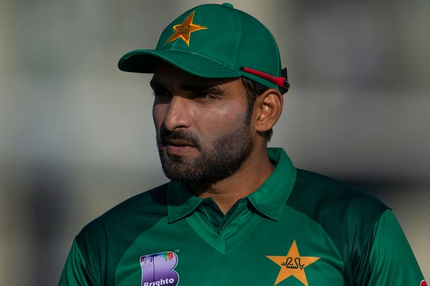 Asif Ali leaves for England to rejoin Pakistan team for World Cup 2019