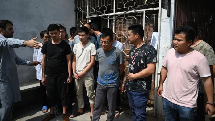 11 Chinese nationals remanded in FIA custody in fake marriages case