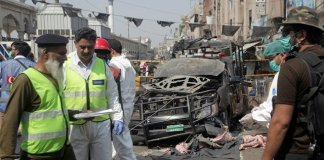 Two facilitators of Data Darbar suicide bomber arrested