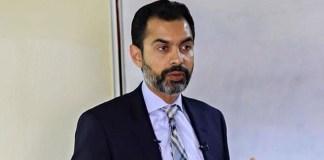 Dr Reza Baqir