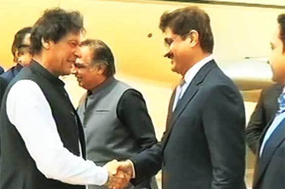 PM Imran to arrive in Karachi for one-day visit today