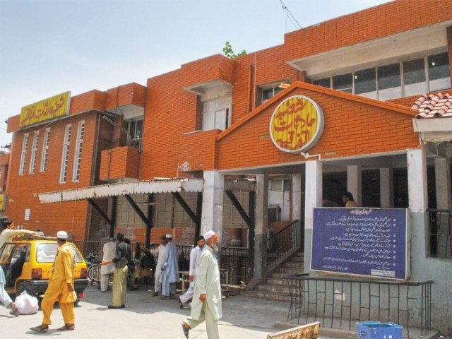 KP govt allocated over Rs7bn for facilities in Peshawar's hospitals