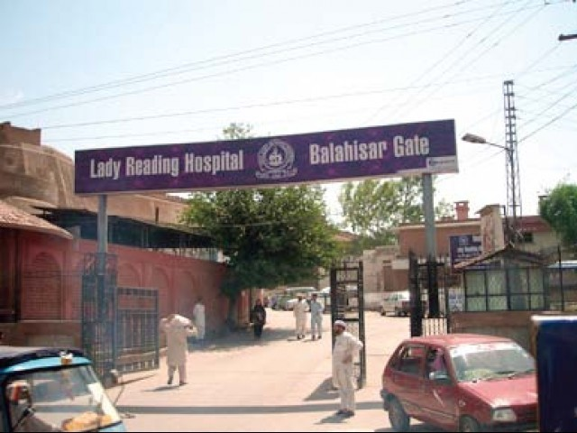 Peshawar's Lady Reading Hospital's OPD opens for patients