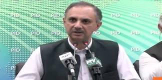 Govt removing landmines laid by PML-N in power sector: Omar Ayub