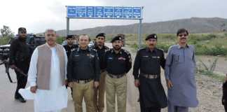 Peace to be maintained at any cost in merged districts: IGP KP