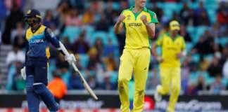 World Cup 2019: Australia beat Sri Lanka by 87 runs