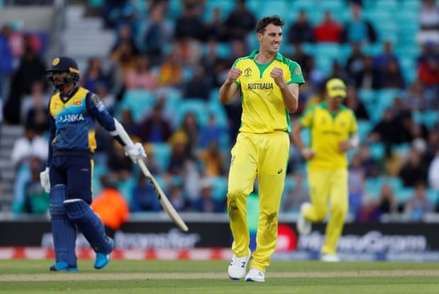 World Cup 2019: Australia beat Sri Lanka by 87 runs