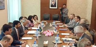Pakistan, US discuss bilateral ties, ongoing peace process in Afghanistan