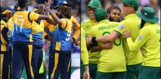 World Cup 2019: South Africa to face Sri Lanka today