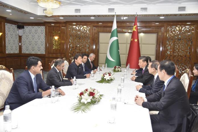 Pakistan, China express resolve to advance CPEC