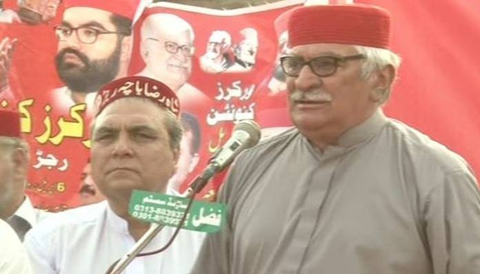 ANP holds protest rallies in different cities of KP against inflation