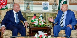 Punjab Governor, Afghan President discuss matters of mutual interest