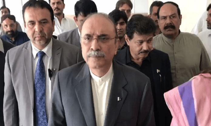 IHC grants bail to Zardari on medical grounds in fake accounts case