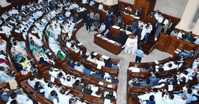 Rs2.3 trillion budget for fiscal year 2019-20 presented in Punjab Assembly