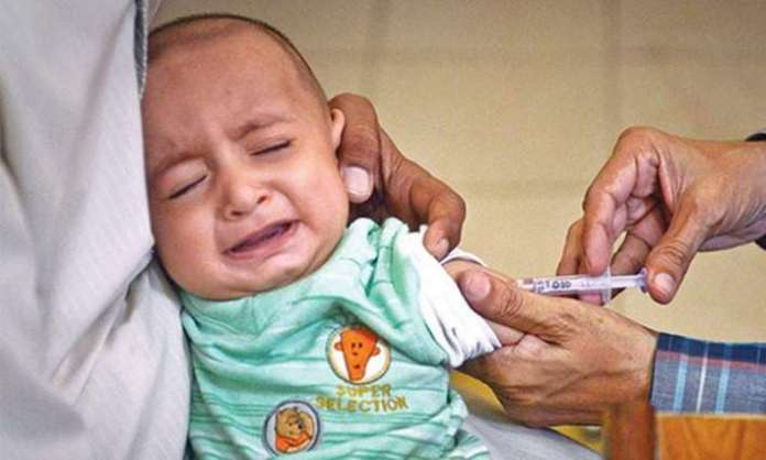 KP govt to launch vaccination drive against 10 fatal diseases tomorrow