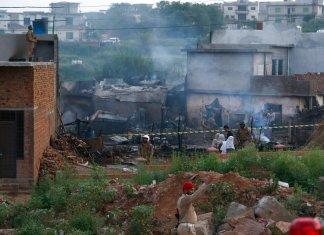18 killed as PAF training jet crashes in Rawalpindi