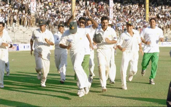 Cricket fans vote 1999 Chennai Test as Pakistan's greatest test