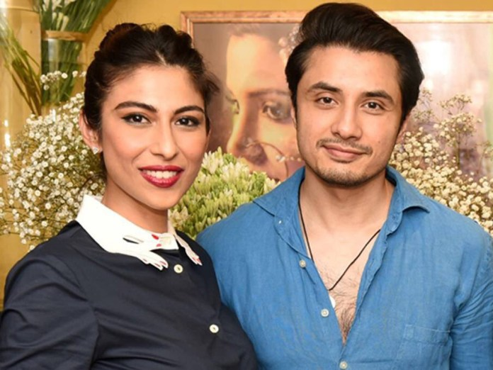 Ali Zafar presents evidences in defamation case against Meesha Shafi
