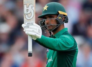 Glamorgan sign Pakistan's Fakhar Zaman for T20