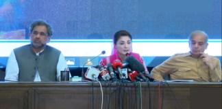 Judge Arshad Malik says Maryam Nawaz's video is misleading and false