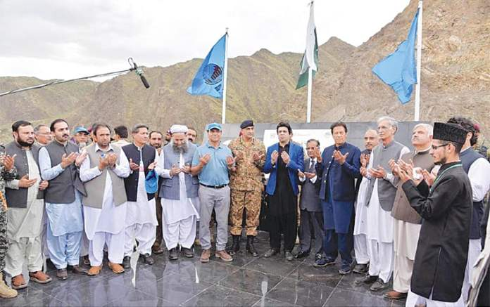 Mohmand Dam to be ready before 2024 flood season