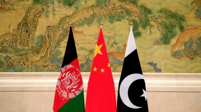 Pakistan-China-Afghanistan reiterate support to political settlement of Afghan conflict